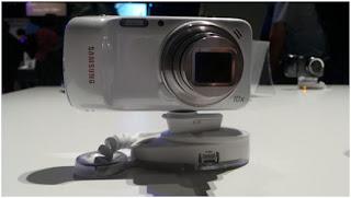 Galaxy S4 Zoom, Smarrtphone Samsung Kamera Terbaik 16 MP