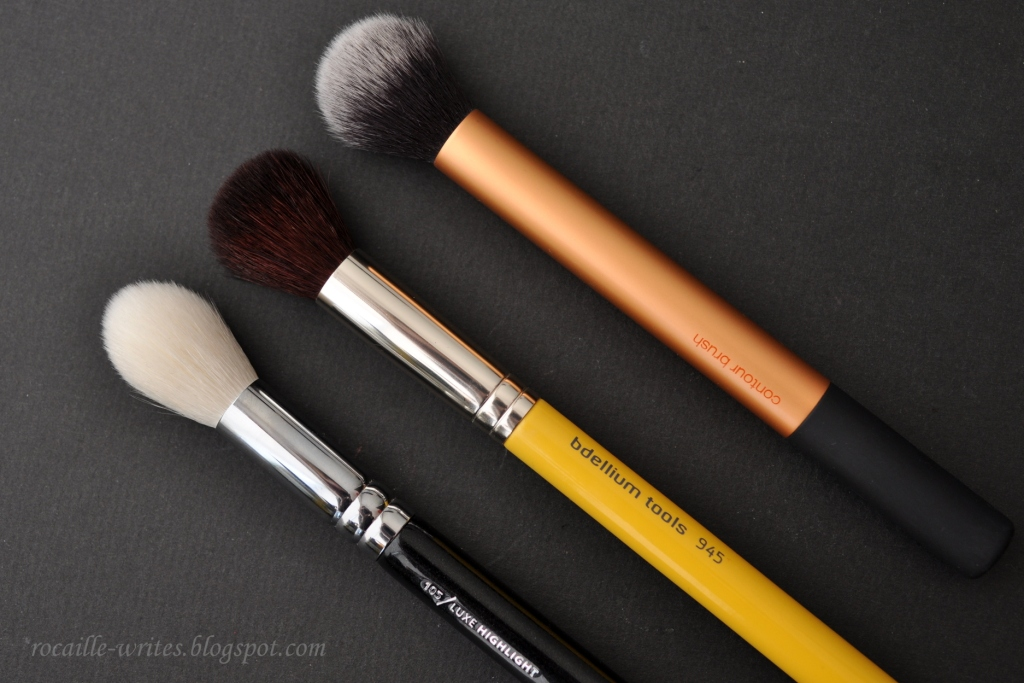 Rocaille Writes: Inexpensive u0026 Effective: Zoeva Make-up Brushes Review