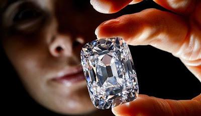 Cara Membersihkan Batu Mulia Berlian