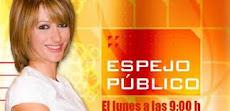 Comunicado para Susana Griso y responsables del programa Espejo Público
