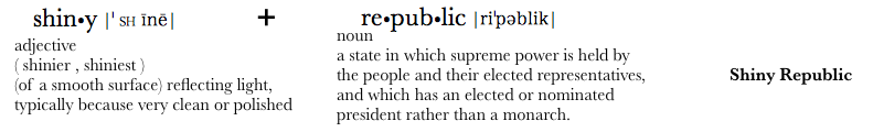Shiny Republic