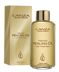 L'ANZA Keratin Healing Oil to launch this March