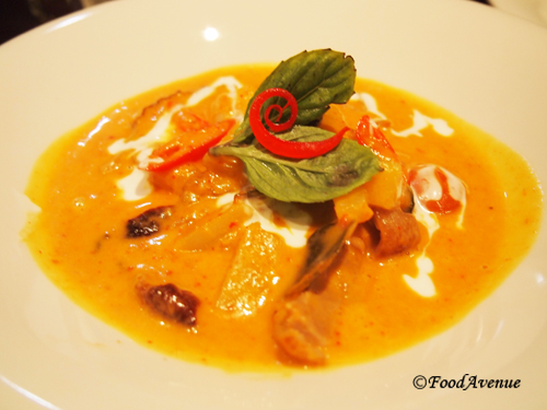 foto Thai Prawn Curry with Lychees and Pineapple Recipe