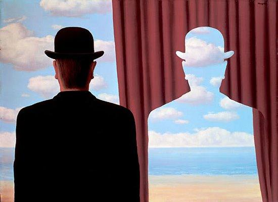 John fante e arturo bandini - Magritte uomo allo specchio ...