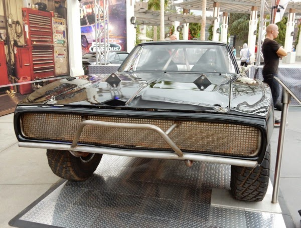 1969 Off Road Charger Furious 7 film car