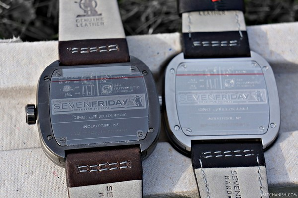 Sevenfriday Watches Review
