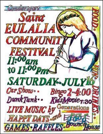 7-16 St. Eulalia Community Festival