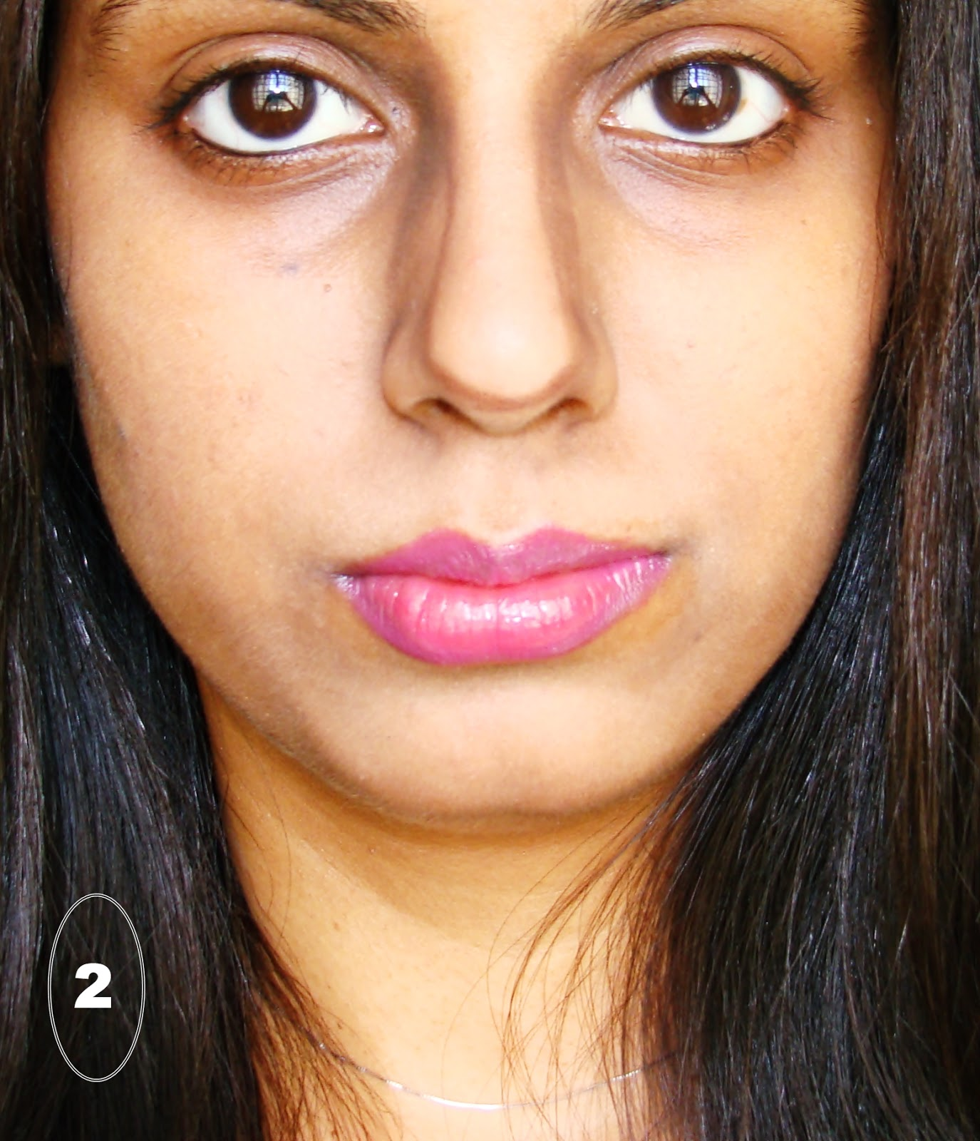 Then With Your Contour Brush Blend That Powder On The Sides Of Your Nose  Make Sure