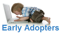 early adopters image