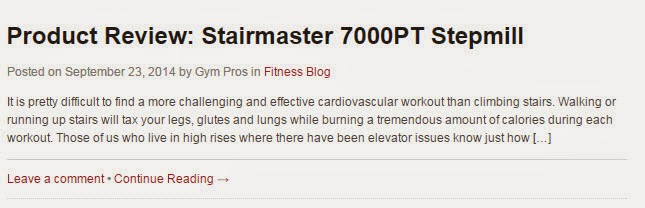 stairmaster 7000pt stepmill for sale review