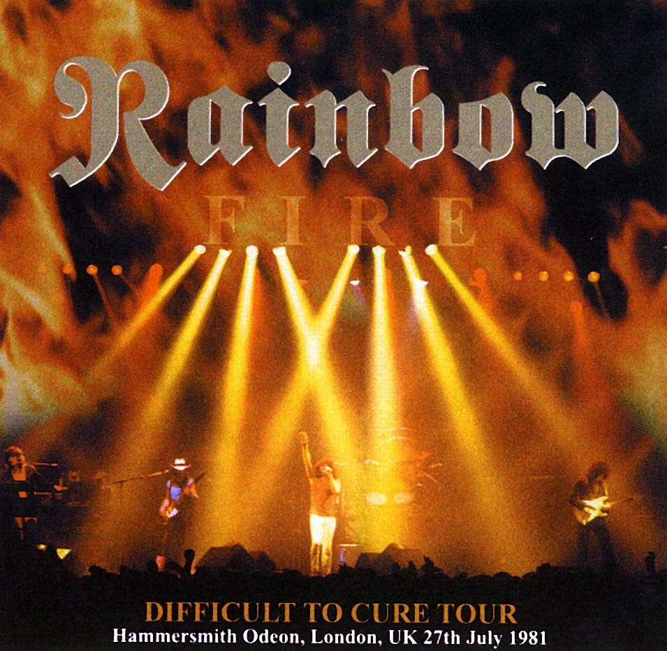 T.U.B.E.: Rainbow - 1981-07-27 - London, UK (SBD/FLAC)