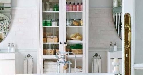 - Salle de bain style romantique ...
