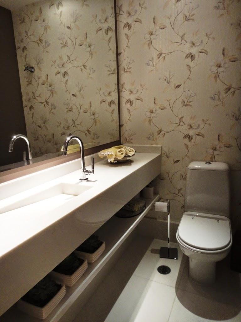 By paloma soares decora o de lavabo for Lavabos de piedra rusticos