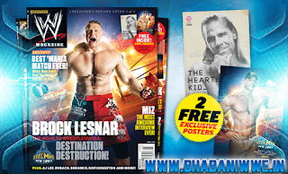 News » WWE Magazine's March 2013 Issue Preview