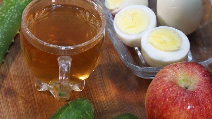Menu Makanan Sehat Untuk Diet Cepat Lengkap Pagi Siang Dan Malam