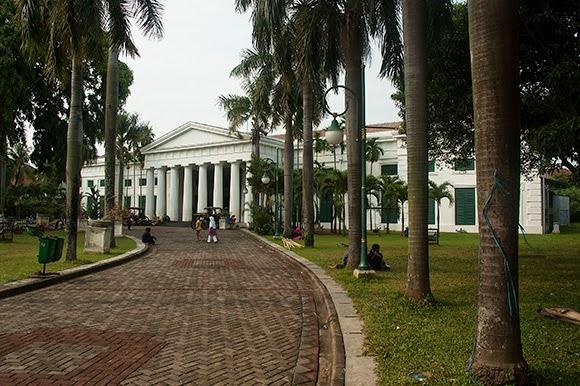 The Jakarta Fine Art and Ceramic Museum