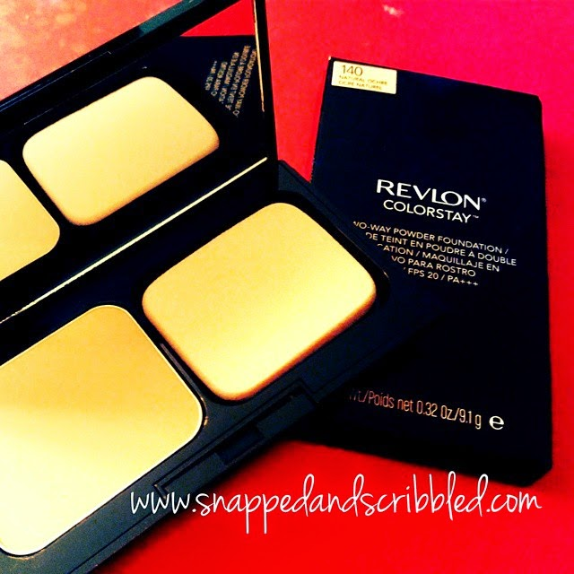Revlon ColorStay Two Way Foundation