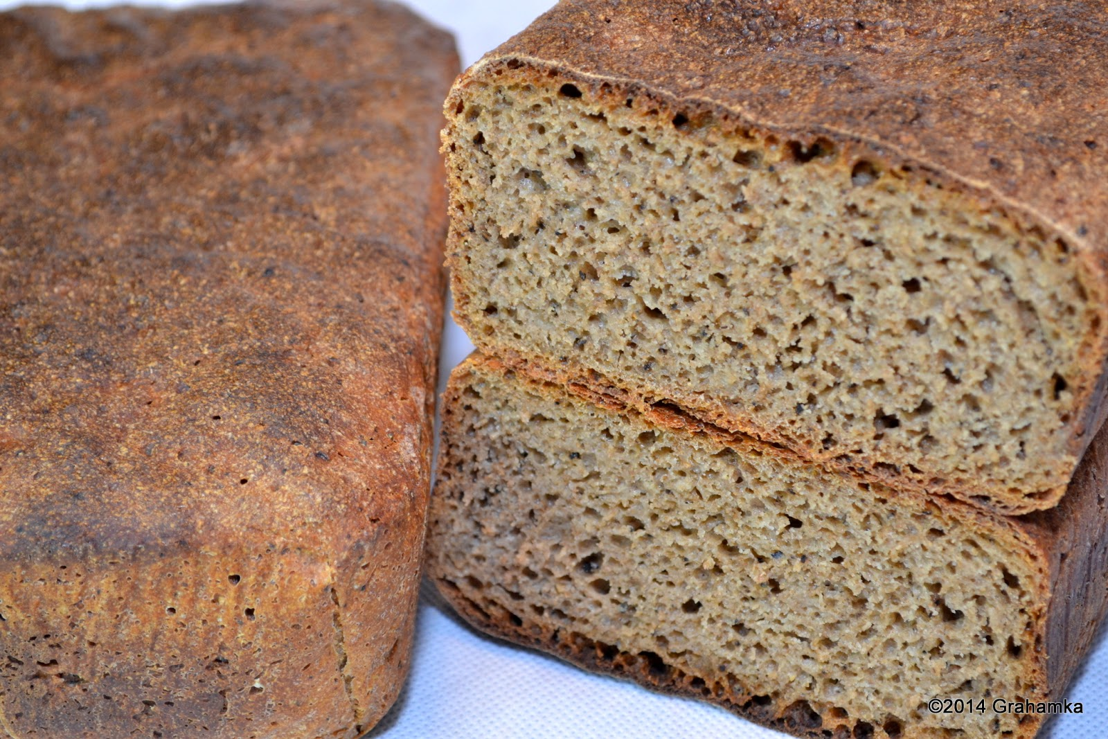 Mocnożytni, mocnorazowy chleb rosyjski.