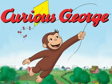 top cartoon girls curious george