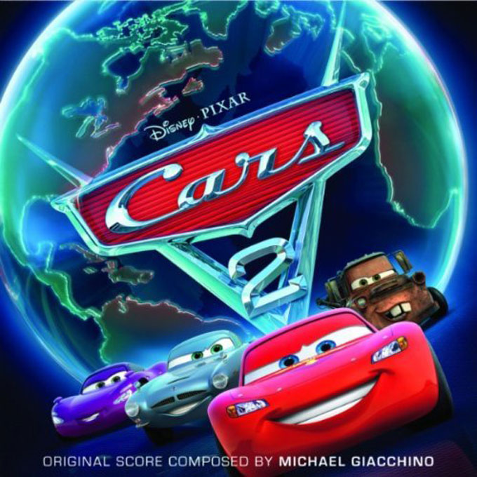 Cars  Soundtrack It S Finn Mcmissile