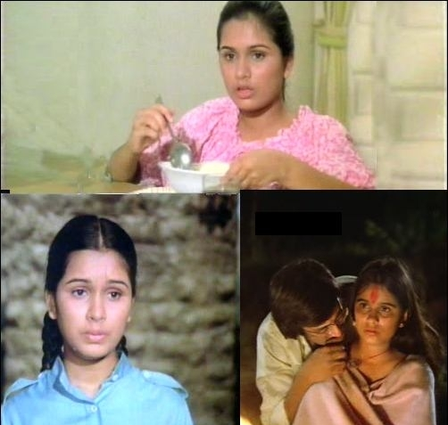 Padmini Kolhapure - Satyam Shivam Sundaram (1978)