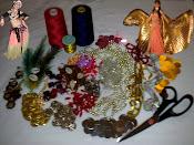 Visitá mi sito de productos para danza árabe y tribal