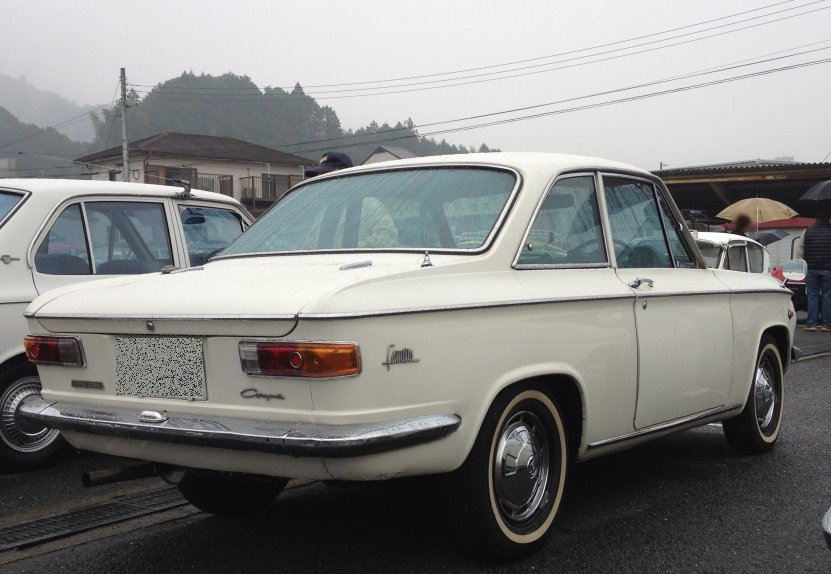 Mazda Familia, klasyk, dawny model, JDM, fotki, マツダ・ファミリア
