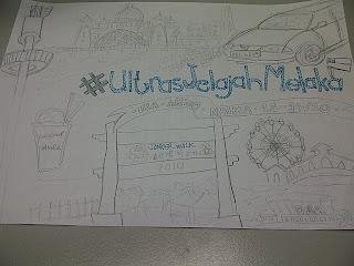 #UltrasJelajahMelaka Poster