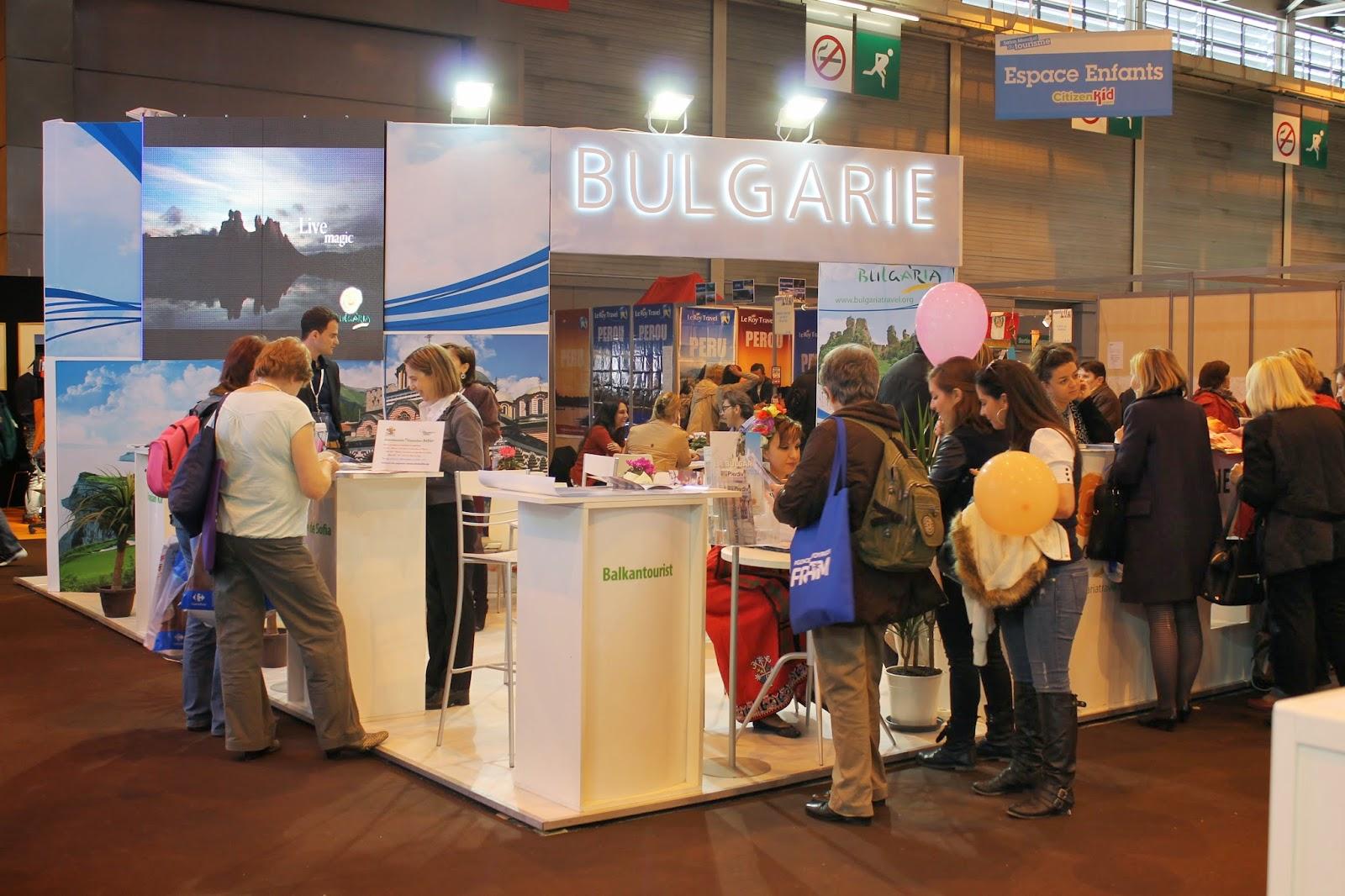 Tentchev consulting tentchev consulting la bulgarie au for Salon mondial tourisme