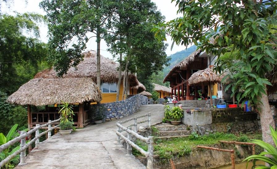 Du lịch cộng đồng ở Hà Giang