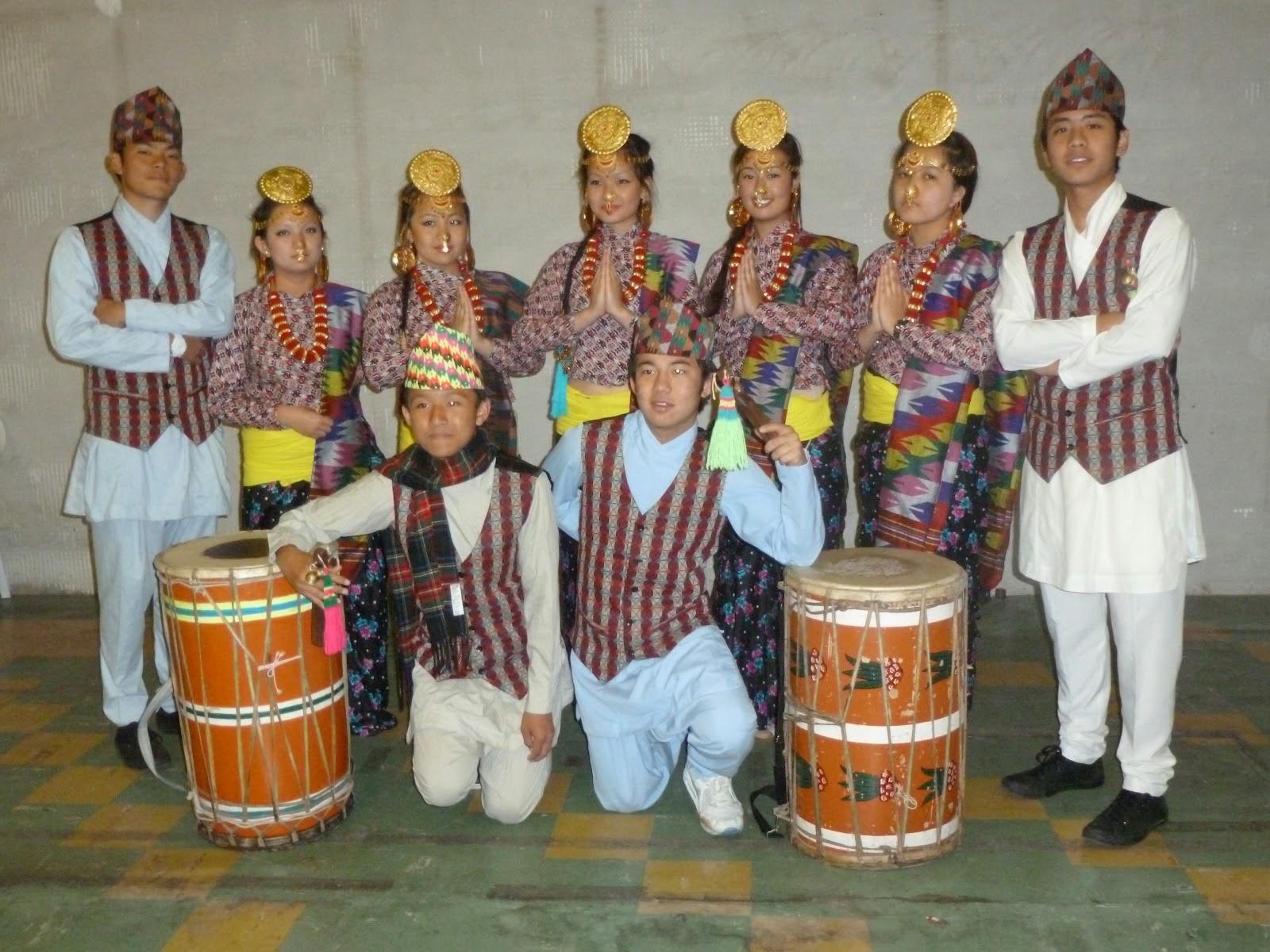 Nepali culture wedding ceremony in nepal nepali vasa for Wedding dress nepali culture
