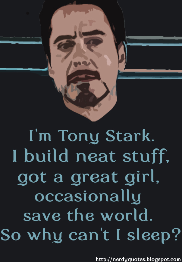 Fourth quote from Iron Man 3 Movie