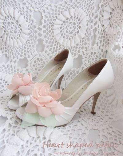 clip shoes para sapatos de noiva