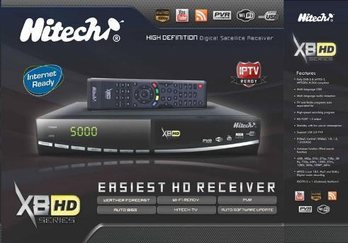 Hitech HD X8