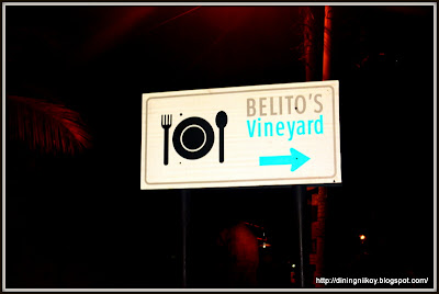 Belito's Vineyard