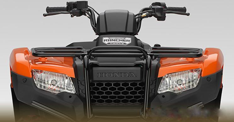 2014 Honda TRX420 Rancher ATV Review of Specs  2014 Rancher
