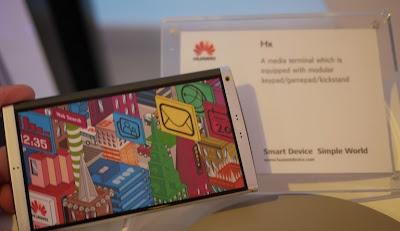 Spesifikasi dan Harga Huawei Ascend Mate