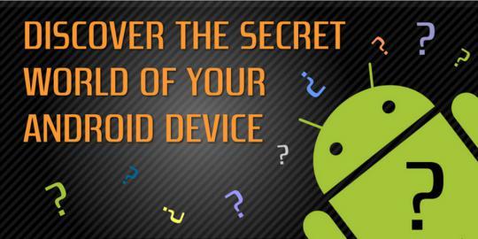 Gambar Kode Kode Rahasia Android Yang Jarang Diketahui