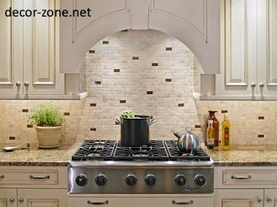creative kitchen backsplash tile ideas