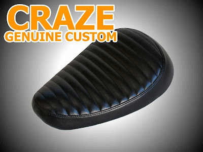 CRAZE SOLO SEAT FOR HONDA SUPER CUB