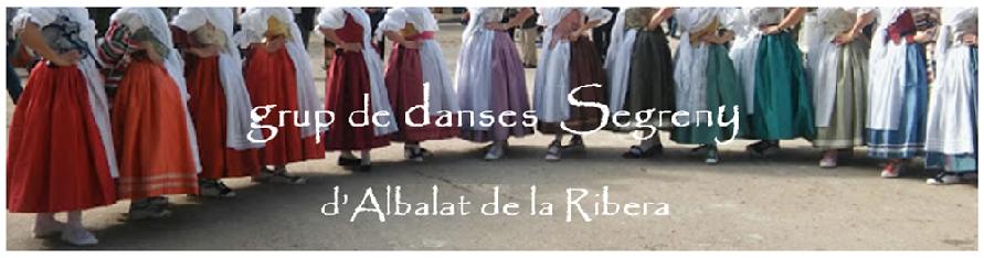 GRUP DE DANSES SEGRENY     -         ALBALAT DE LA RIBERA