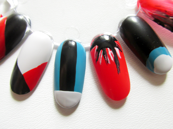Maybelline Color Show VINYL Kollektion Nagel Design Möglichkeiten