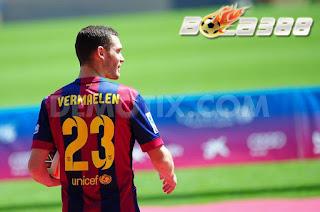Agen Sbobet Terpercaya : Gol Vermalen dukung Barca taklukan Malaga dengan skor 1-0