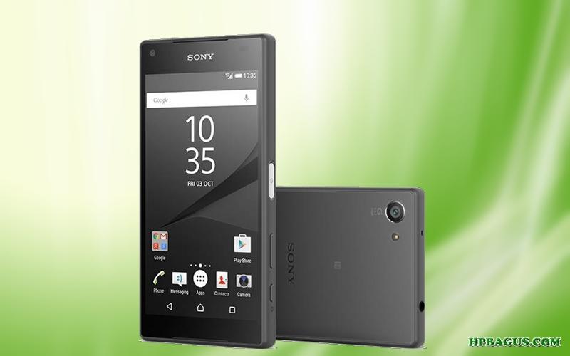 Harga Sony Xperia Z5 Compact, Smartphone Android 4G Berspesifikasi Kamera 23 Megapixel