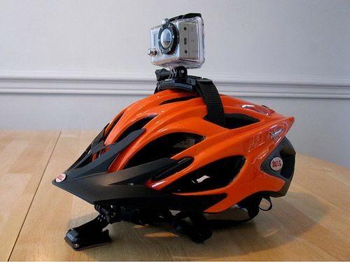 gopro bike helmet setup