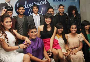 Profil 12 Kontestan Indonesian Idol 2012