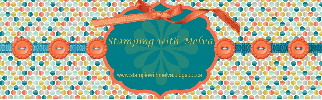 Stamp with Melva