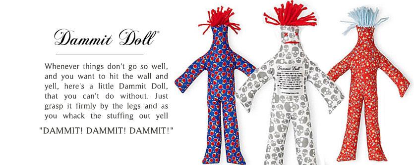 Random me emily dammit dolls