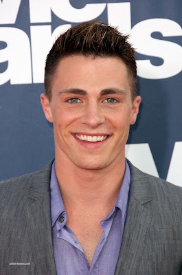 COLTON HAYNES COOL HAIR