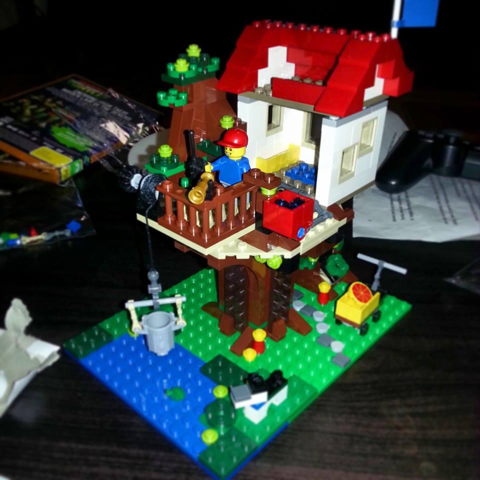 lego creator treehouse instructions